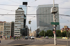 Wien - Schwedenbrücke
