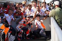 Gran Premio de Aragón 2018. Carrera MotoGP (Box Repsol) Tags: 14gparagón20 21 22y23deseptiembrede2018 circuitodemotorland aragón españamotogp motogp mgp gpdearagón marcmárquez marc equiporepsol danipedrosa dani repsol team
