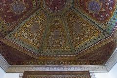 2018-4655 (storvandre) Tags: morocco marocco africa trip storvandre marrakech historic history casbah ksar bahia kasbah palace mosaic art