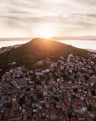 Enjoyed Split! (1durch0) Tags: split ocean hrvatska croatia kroatien dji drone city sunset atmosphere color houses natur nature beautiful mountain sun roof