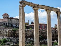DSC07705 (dawid.kocierz) Tags: travel trip greece athens history civilization architecture monument ancient