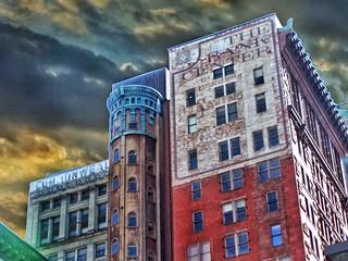 Pittsburgh Pennsylvania - The Bank Center - Historic