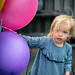 Amé loves balloons // Birthday Marlies