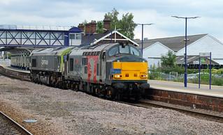 ROG 37611 and Captrain 6601 (66999)