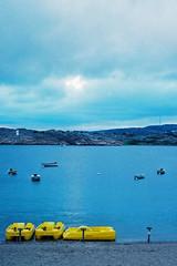 Rental boats resting (m-og-m) Tags: fuji superia 200 kodakretina1bschneiderkreuznachretinazenarf2 850mm