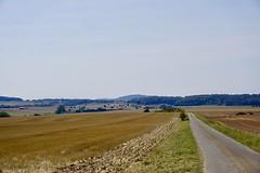 Ederseebahn-Radweg (urmeline) Tags: ederseebahnradweg felder natur landschaft waldeckerland