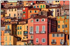 Mentone (marypink) Tags: mentone menton provenzaalpicostaazzurra côtedazur france francia borgo cittàvecchia nikond7200 nikkor70200f28 colors