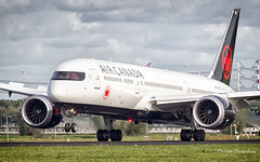 Boeing 787-9 Air Canada (Flox Papa) Tags: boeing 7879 air canada amsterdam ams eham schiphol airport aéroport plane spotting aircraft florent péraudeau floxpapa flox papa fp