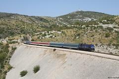 2044 007 (Drehstromkutscher) Tags: hz hrvatske železnice railway railfanning railways railroad train trainspotting trains eisenbahn kroatien croatia