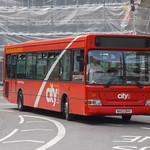 Plymouth Citybus 069 WA03BHY thumbnail
