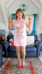Sparkles (Trixy Deans) Tags: sexy xdresser sexyheels sexytransvestite sexylegs sexyblonde tgirl tv transgendered transsexual transvestite tgirls transvesite trixydeans dress lbd highheels heels heelssexy hot