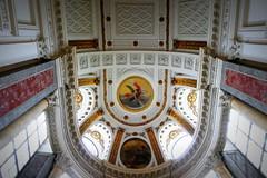 Nikolaikirche (SpitMcGee) Tags: nikolaikirche altarraum decke gemälde oeser auferstehung leipzig sachsen deutschland spitmcgee explore 41