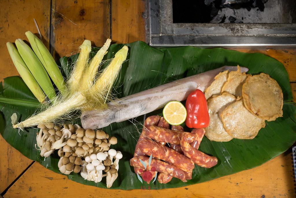 最奢華的中秋烤肉組之海鮮大集合:龍膽石斑、泰國蝦、蚵、大卷 |小農聯盟2