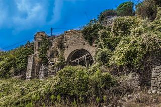 Santa Maria al Monte ruin