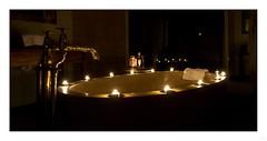 Memories of bliss... (Coisroux) Tags: bliss tranquillity candles softlight romantic d5500 nikond tsalatreetops night darkness