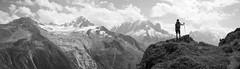 Meditating (chtimageur) Tags: tmb 2018 col de balme forglaz possette mont blanc mountains top hike randonnée landscape amazing great view fantastic canon 6d mark ii 40 mm f28