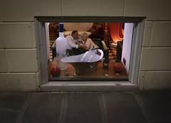 Rendezvous View (bobshonkoff) Tags: window couple vodka rendezvous