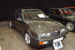 Ford Sierra Cosworth - 1987 (pserigstad) Tags: stavanger rogaland norge norway nikon nikond5300 d5300 tamron16300 tamron motorama2018