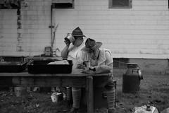 (johnnydutcher) Tags: fujixt2 fujifilm journalists photography photojournalism military soldier war vintage grain monochrome blackandwhite streetphotography warphotography wwi