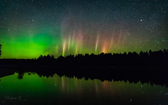 Hedgehog (robert.gx) Tags: aurora canada auroraborealis quebec northernlights