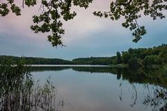 Dovinsee (waltsphoto) Tags: see seeenlandschaft abendstimmung landschaft natur