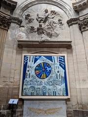 Église Saint Merry (So Cal Metro) Tags: paris france saintmerry elisesaintmerry eglise church cathedral merrycathedral painting mural art