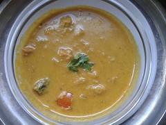Tomato curry with coconut gravy (monushajj) Tags: sidedish keralacuisine indiancuisine tomatorecipes food