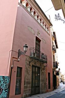 Casa señorial de la calle de la Corona - València