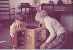 Nicholas' 5th birthday (nick_cw1861) Tags: philsmith brother nicksmith toy phone birthday