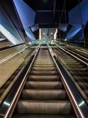 20180922_105909 (Damir Govorcin Photography) Tags: escalators westfield pitt st mall sydney composition leading lines samsing s7 lights