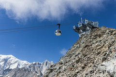 Monte Bianco (stereoby) Tags: monte bianco valle daosta aosta skyway sky way funivia