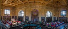 Union Station Kansas City (Eighth Day) Tags: trainstation architecture naturallight