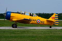 C-FVMG (RCAF 412) (Steelhead 2010) Tags: yhm creg