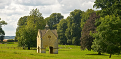 DOVECOTE (chris .p) Tags: nikon d610 view capture dovecote chastleton oxfordshire nt nationaltrust landscape uk england cotswold cotswolds summer 2018 trees august