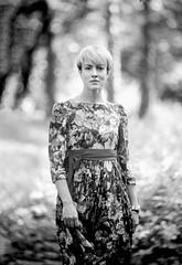 Julia (Valentyn Kolesnyk (ValeKo)) Tags: pentax people portrait petzvale k3 ko120m 120mm 18 mood monohrome