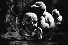 Loreta (tapiosalmela) Tags: loreta loreto praha prague czech republic statue sculpture monochrome black white nikon d3300 vsco