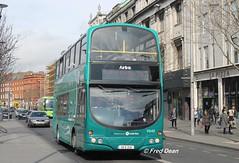 Dublin Bus VG42 (09D2135). (Fred Dean Jnr) Tags: dublin march2015 dublinbus busathacliath shill volvo wright wrightbus oconnellstreetdublin dublinbusroute747 airlink b9tl eclipse gemini vg42 09d2135