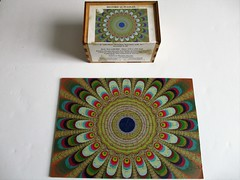 Fractal N 20 - puzzle and box (pefkosmad) Tags: jigsaw puzzle hobby pastime leisure wood wooden plywood box packaging fractals complete unopened sealed secondhand robertlongstaff lasercut