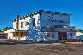 Bloomingdale - New York - Norman's General Store - Landmark - Adirondacks