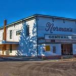 Bloomingdale - New York - Norman's General Store - Landmark - Adirondacks thumbnail