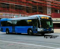 2517 Drop Off Only (transit addict 327) Tags: capitalmetro cmta bus austin texas 2018 lg g6 phonecamera gillig g27d102n4 downtown