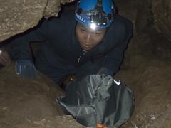 RED00370 (David J. Thomas) Tags: caves caving speleology class lab biology lyoncollege blowingcave cushman arkansas students