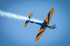 _Z2A9636 (Fabiosantos25) Tags: esquadrilhadafumaça esquadrilha 5dmkiv ef100400isii ef100400mmisii ef100400ii 7desetembro setedesetembro independencia smokesquadron supertucano avião plane sky blue azul brasil brazil