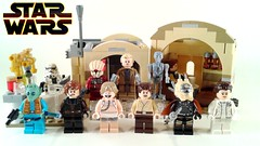 New Star Wars figs! (machinsean) Tags: lego starwars legostarwars minifigures