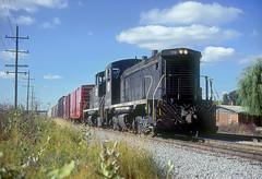 IHB SW1500 9208 (Chuck Zeiler) Tags: ihb sw1500 9208 railroad emd locomotive franklinpark train chuck zeiler chz