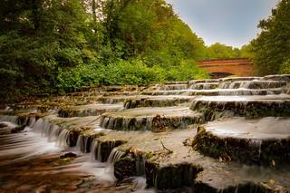 Waterfall in Buckingham