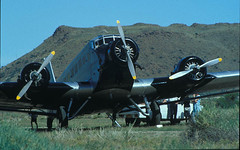 CASA 352L Ju 52 SAA ZS-AFA Jan van Riebeeck South Africa JEC 05763 (ww2color.com) Tags: casa352l junkers ju52 zsafa janvanriebeeck saa southafricanairways