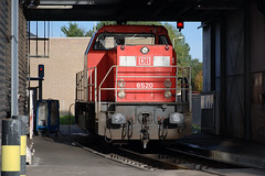 6520 (lex_081) Tags: 20180915 shunter waalhaven zuid rotterdam 6520 ns cargo db