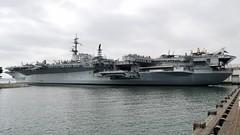 USS Midway (CV-41) (Nozzr) Tags: unitedstatesnavy usnavy usn warship aircraftcarrier sandiego museumship cv41 midwayclass