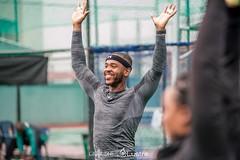 DSC_8994 (gidirons) Tags: lagos nigeria american football nfl flag ebony black sports fitness lifestyle gidirons gridiron lekki turf arena naija sticky touchdown interception reception
